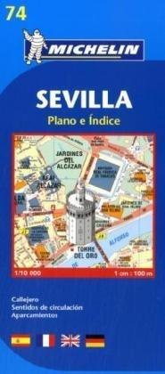 מפה MI סביליה 9074