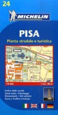 מפה MI פיזה 9024
