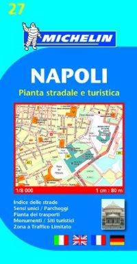 מפת נאפולי 9027 מישלן (ישן)