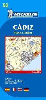 מפה MI קדיס (ספרד) 9092
