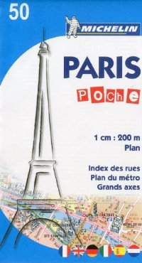 Paris Plan Poche 0050