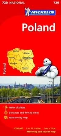 מפה MI פולין 720