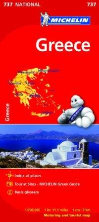 מפה MI יוון 737