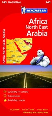 אפריקה 745 צפון ומזרח
