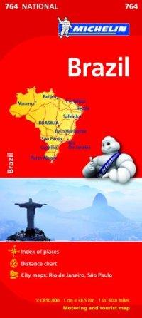 מפה MI ברזיל 764