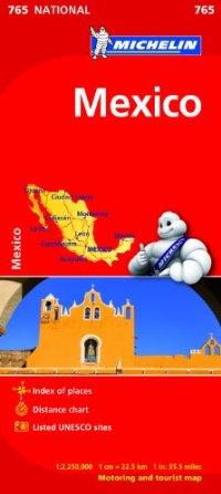 מפה MI מקסיקו 765