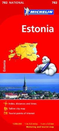 מפה MI אסטוניה 782