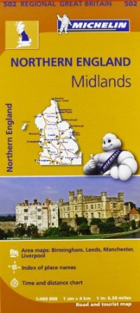 Great Britain Midlands – The North