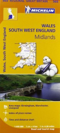 Great Britain Wales – West Country – Midlands