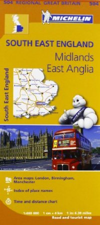 Great Britain South-East – Midlands – East Anglia