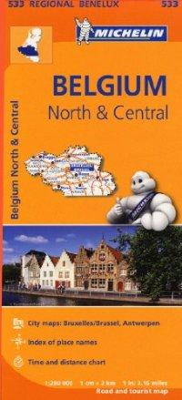 בלגיה 200 צפון ומרכז 533
