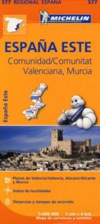 ספרד 577 מרכז מזרח - קומונידד ולנסיה מורקיה