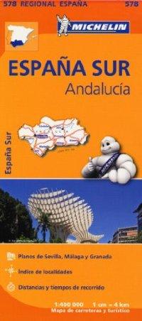 ספרד 578 דרום אנדלוסיה