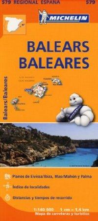Baleares (1/400 000)