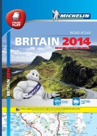 מפה MI בריטניה 2115 אטלס 2014 מולטיפלקס A4