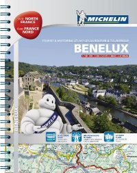 Benelux Atlas (with north france)
