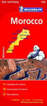 מפה MI מרוקו 742