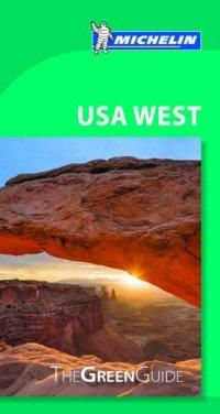 """מדריך ארה""""ב מערב מישלן המדריך הירוק"""