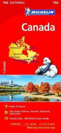 מפה MI קנדה 766