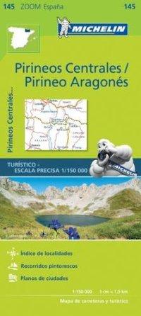 ספרד זום 145 הפירנאים המרכזיים
