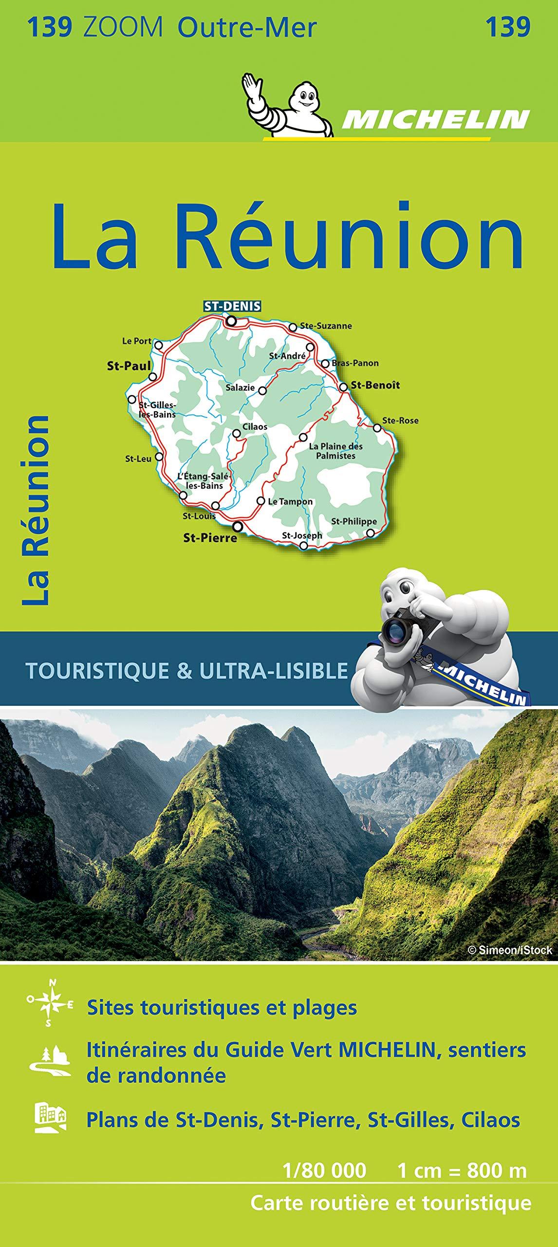 מפה MI ראוניון 139