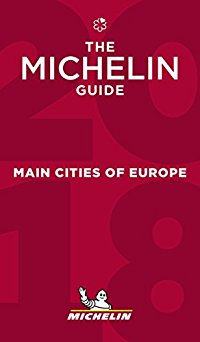 Main Cities of Europe 2018
