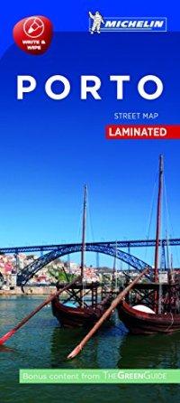 Porto Citymap Laminated 9212