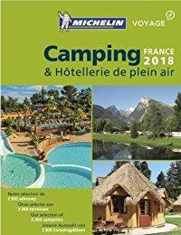 מדריך באנגלית MI מדריך קמפינג צרפת 2018 (צרפתית)
