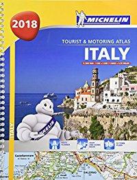 מפה MI איטליה 2018 ספירלי A4