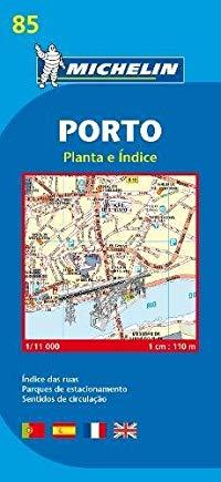 מפה MI פורטו 85
