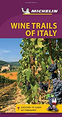 מדריך באנגלית MI איטליה מסלולי יין