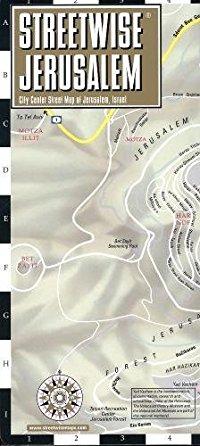 מפה MI ירושלים