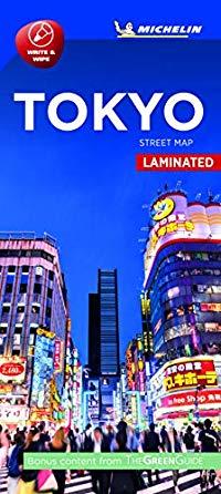 מפה MI טוקיו 9219