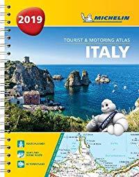 מפה MI איטליה 1468 2019 ספירלי A4