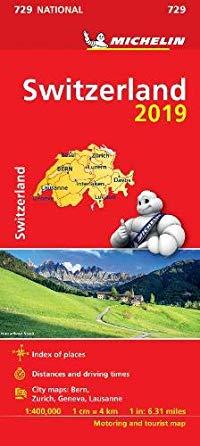 מפה MI שווייץ 729 2019
