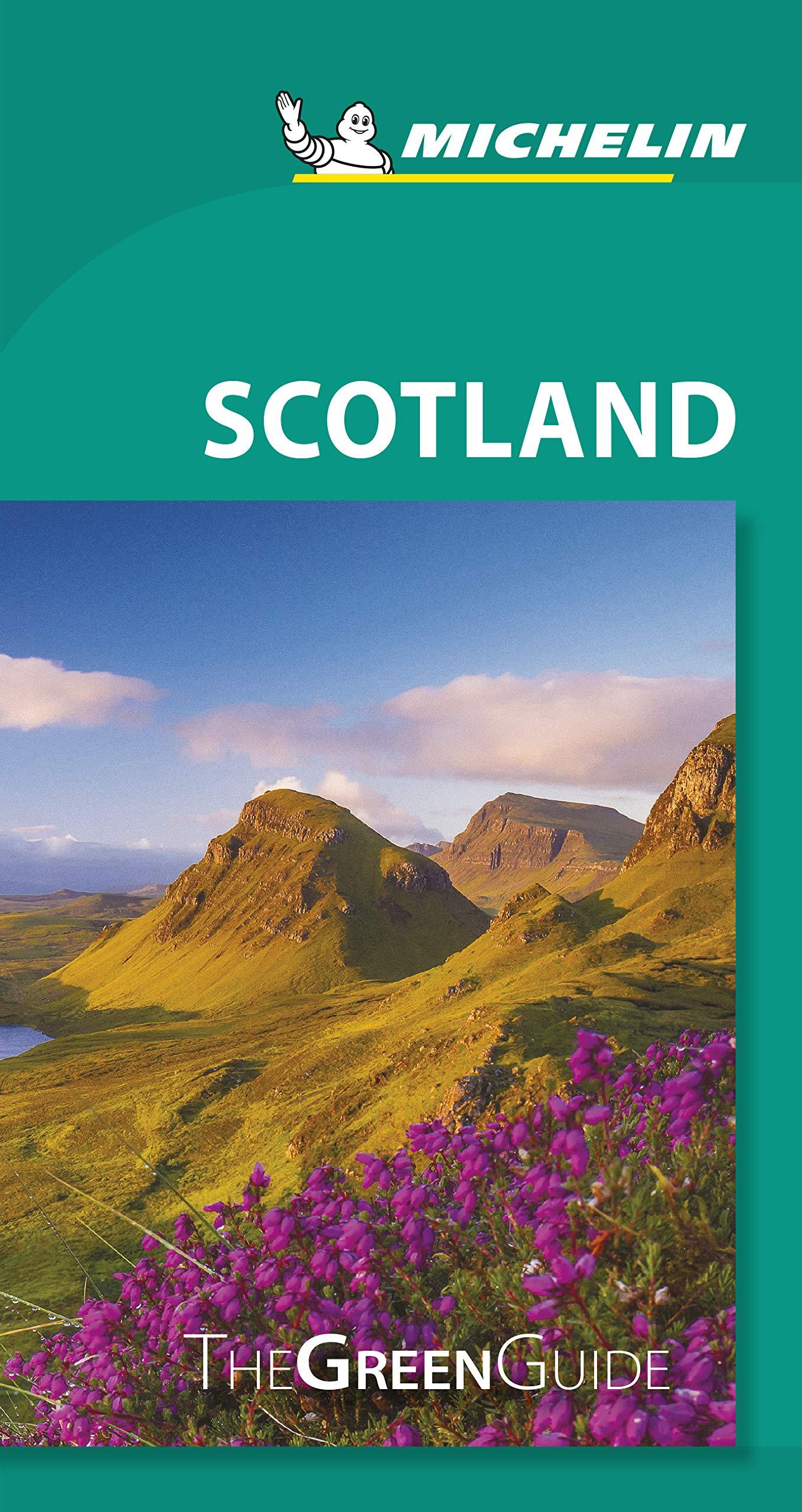 מדריך סקוטלנד מישלן המדריך הירוק