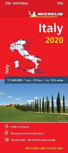 מפה MI איטליה 735 2020