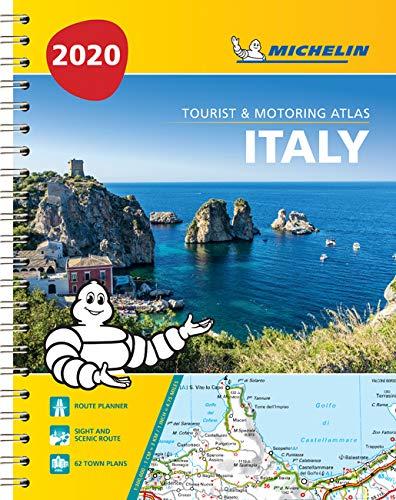 מפה MI איטליה 1468 2020 ספירלי A4