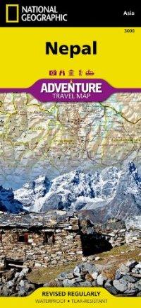 מפה NG נפאל