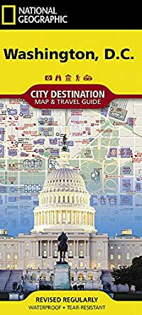 מפה NG וושינגטון די.סי.