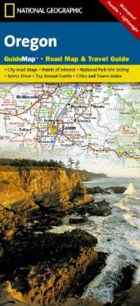 מפה NG אורגון