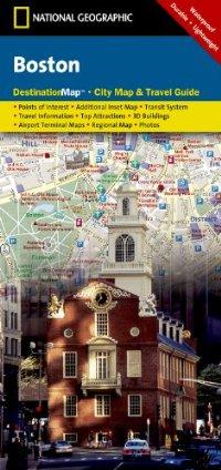 מפה NG בוסטון