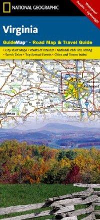 מפה NG וירג'יניה