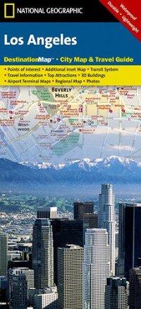 מפה NG לוס אנג'לס