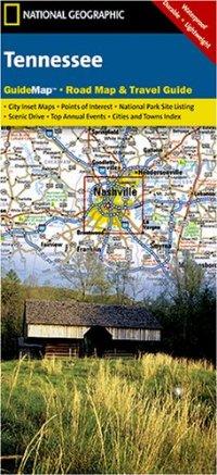 מפה NG טנסי