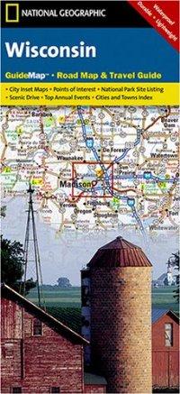 מפה NG ויסקונסין