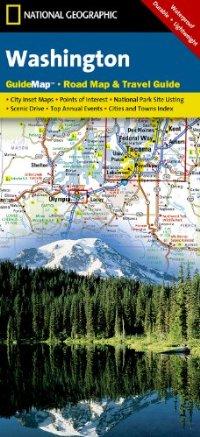 מפה NG וושינגטון, מדינת