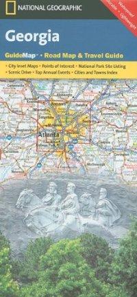 מפה NG ג'ורג'יה