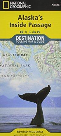 מפה NG אינסייד פאסאג', אלסקה