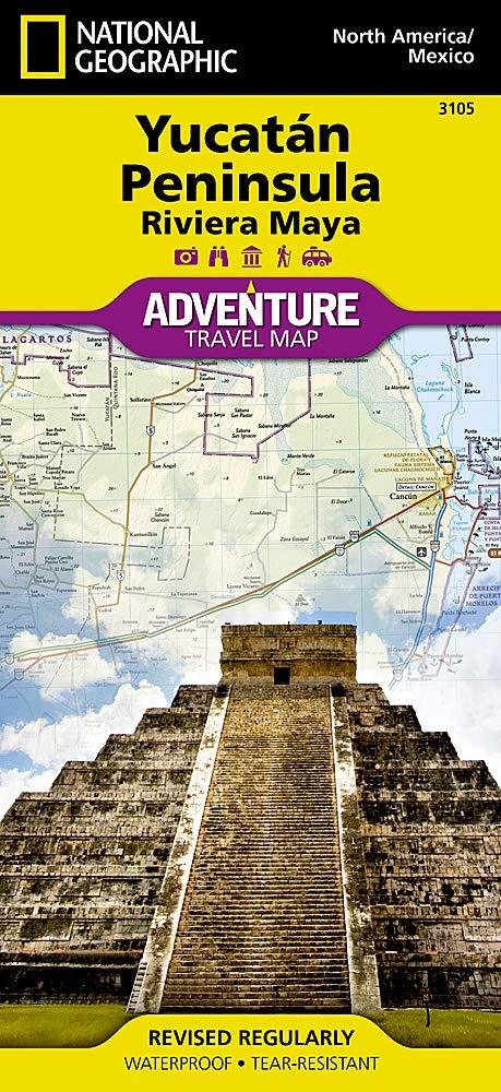 Yucatan Peninsula / Maya Sites, Mexico